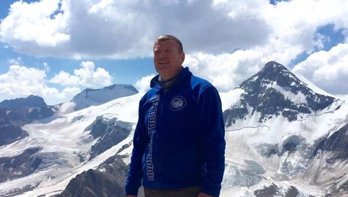 Волгоградец Олег Савченко поднимется на самую заснеженную гору
