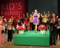 Праздник детской моды прошел в Уфе