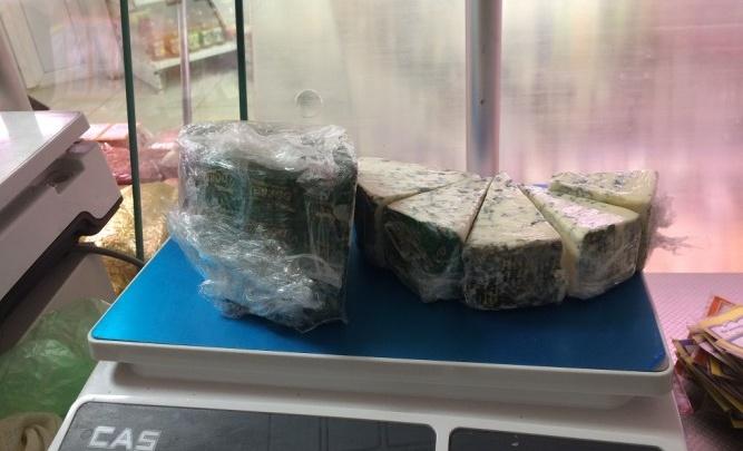 У ярославского предпринимателя сожгли сыр с плесенью