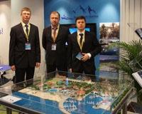Строительный холдинг ИНСИ на международной выставке в Каннах