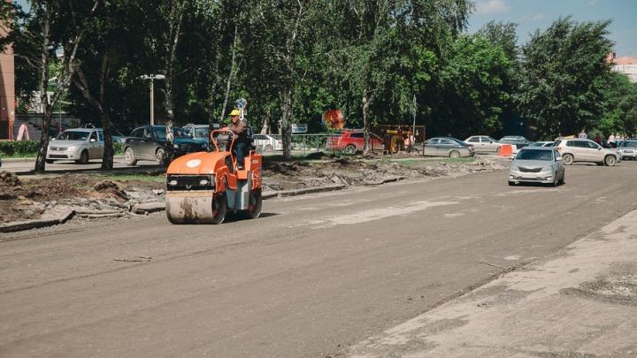 В Тюменской агломерации закончен ремонт 24 участков дорог