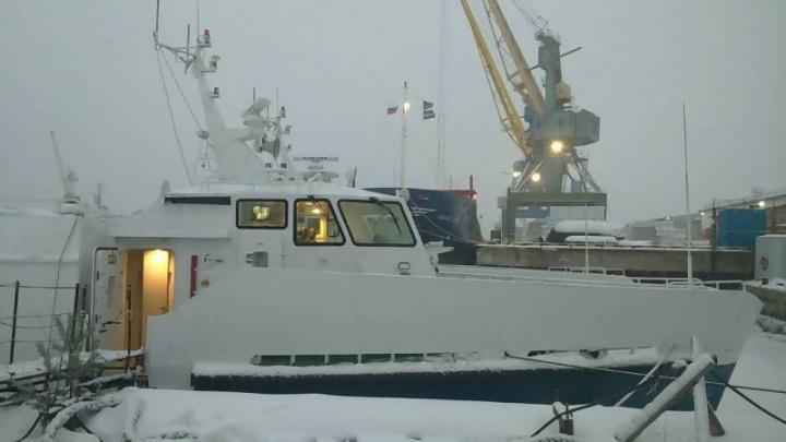 Архангелогородцев будут перевозить на судах ледового класса