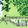 Новый поселок в ГЛЦ «Солнечная долина»