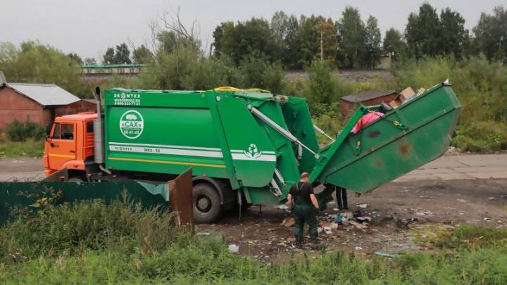 В Архангельске установят новые мусорные контейнеры за 5 млн рублей взамен железных баков