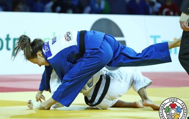 Челябинка выиграла бронзу на турнире Гран-при по дзюдо в Турции