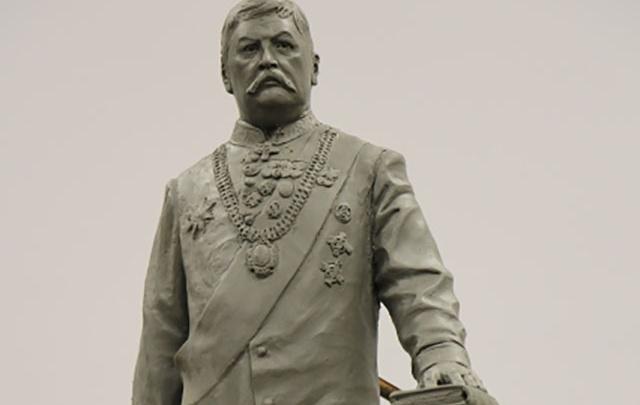 Установку памятника Петру Алабину в Самаре перенесли на 2018 год