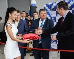 В Аксае открылся автоцентр «ГАЗ Лидер»