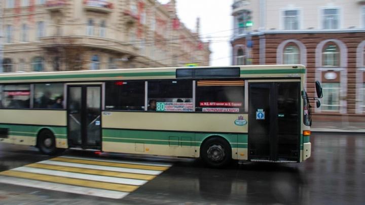 В Ростове больше сорока остановок сменят названия