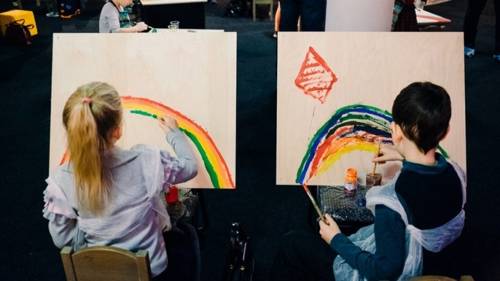 Музей PERMM приглашает детей из малоимущих и многодетных семей на игровую программу