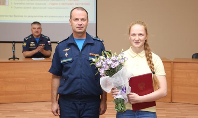 Сергей Шойгу помог пермячке стать курсанткой авиационного училища