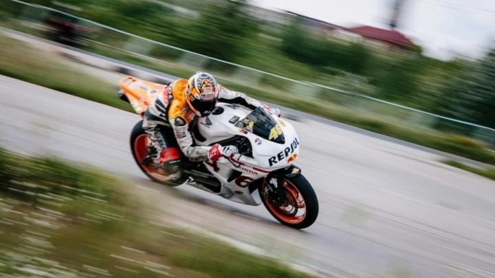 Соберутся спортсмены со всего Урала: в Перми пройдут гонки на мотоциклах