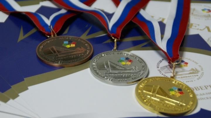 «Везут семь золотых медалей»: команда Пермского края стала второй на Дельфийских играх России
