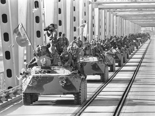 Вывод войск из Афганистана//Юрий Дьяконов/Коммерсантъ