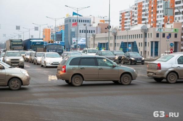 Московское шоссе и после реконструкции ждут изменения