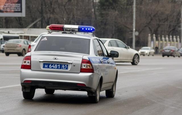 В Ростовской области водитель сбил старушку-велосипедистку и скрылся