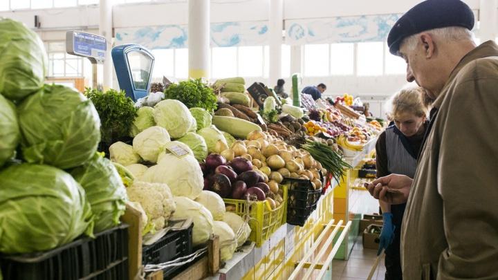 Ярославцы беднеют: перешли с мяса на овощи