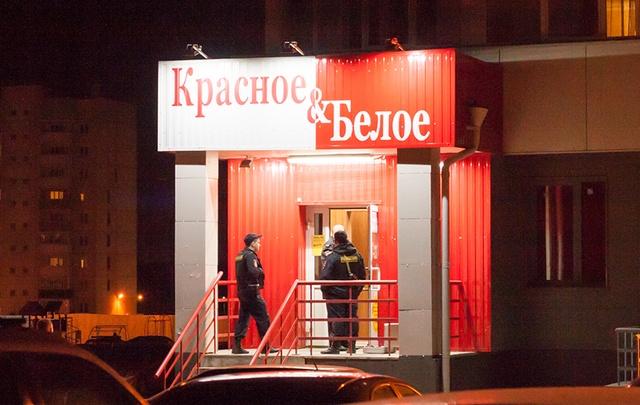 Возле магазина «К&Б» в Челябинске зарезали мужчину