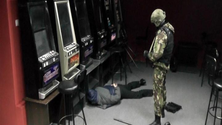В Тюмени полицейские накрыли подпольное казино