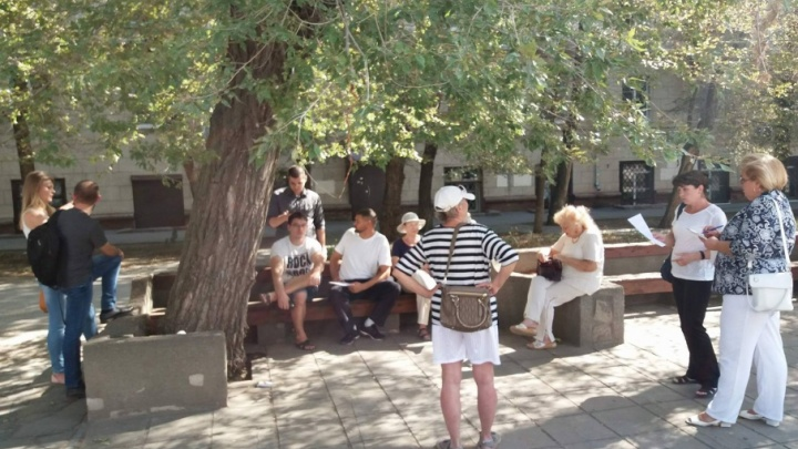 В Волгограде появилось движение в защиту поймы Царицы от застройки