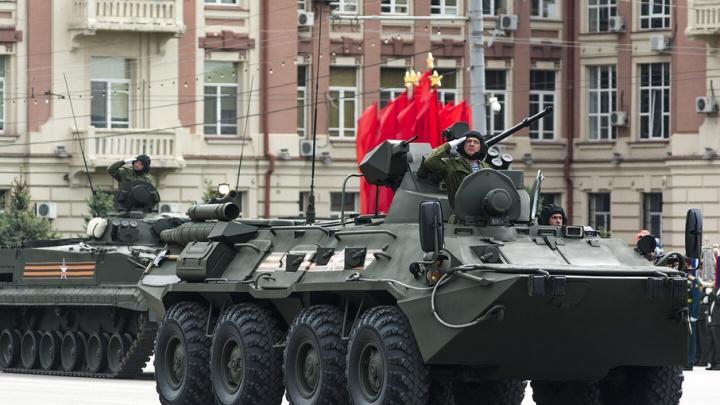 Поздравления с Днем Победы от Владимира Путина направлены 40 тысячам жителей Ростовской области