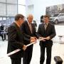 Новый дилерский центр KIA открылся в Казани