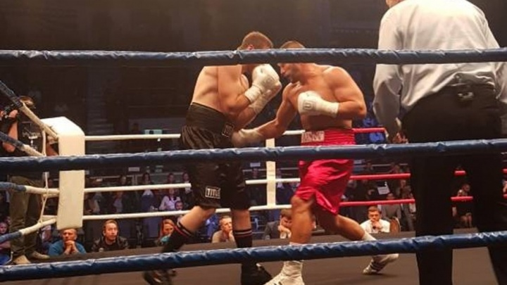 Волгоградский супертяжеловес Евгений Романов одержал свою пятую рейтинговую победу