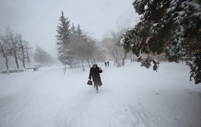 В понедельник в Поморье ожидается пасмурная погода