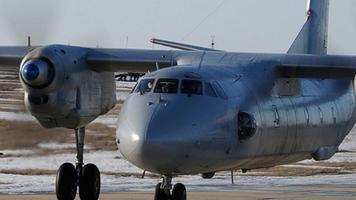 В Сирии при заходе на посадку разбился российский самолёт