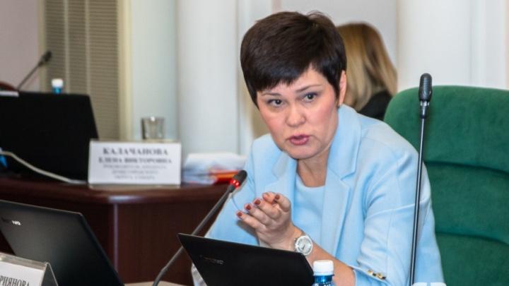 Галина Андриянова собирается покинуть пост председателя самарской гордумы