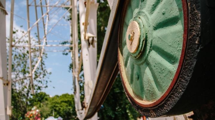 В Самаре через 220 дней появится новое колесо обозрения