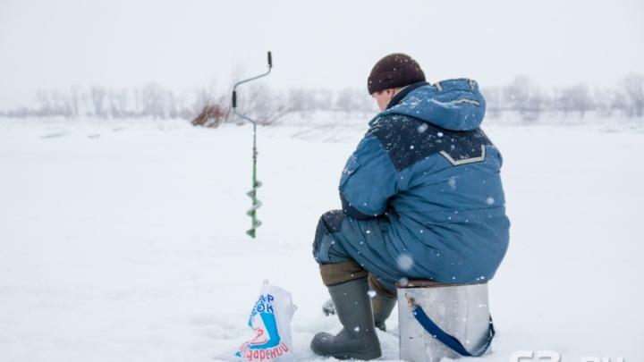 Битва за самый крупный улов: под Самарой пройдут соревнования по зимней рыбалке