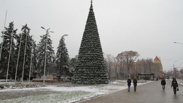 Синоптики: в Ростове ожидается снег с дождем