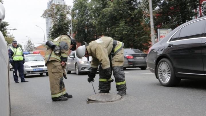 В Перми по фактам звонков о заложенных взрывных устройствах возбуждено уголовное дело