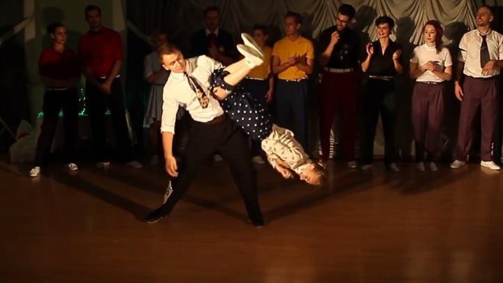 В Ярославле выбрали лучших танцоров буги-вуги в России