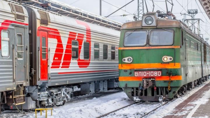 С 9 января электричка Самара — Новокуйбышевская изменит свое расписание