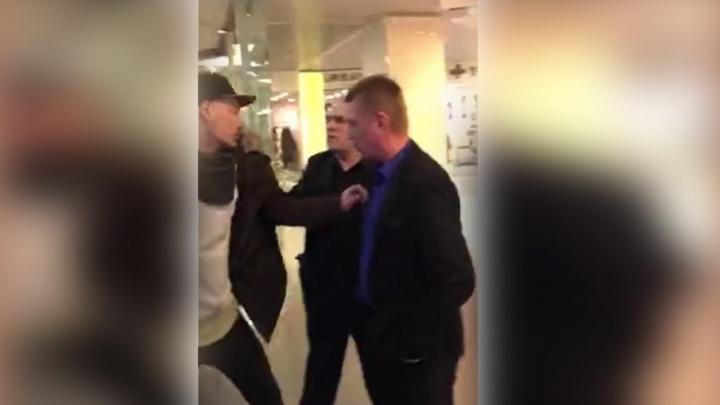 В ТРЦ «Магеллан» произошла потасовка между посетителями и охранниками