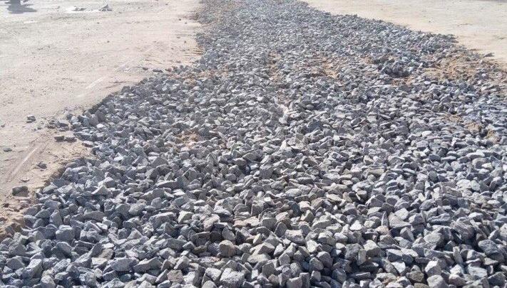 Долой «булыжники»: «Водоканал» начал ремонтировать поврежденные во время ремонтов дороги