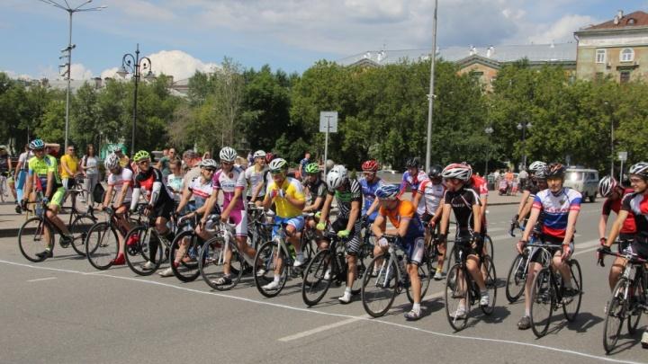 В Перми на время велогонки «Пермский период» перекроют движение в центре города: карта