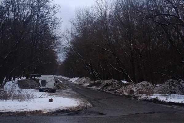 Чиновники заверили, что никаких разрешений на складирование снега они не давали