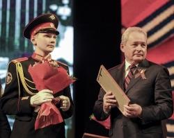 Виктор Басаргин поблагодарил ветеранов за Победу