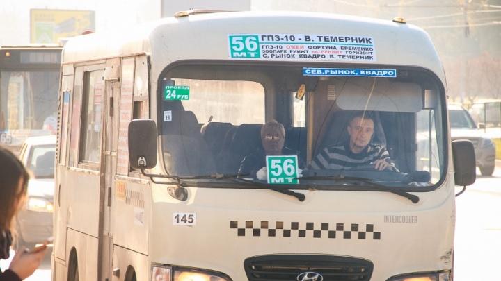 В Ростове сократят водителей-гастарбайтеров