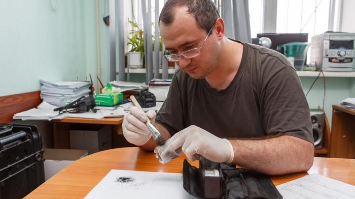 Секретный чемоданчик: криминалисты Волгограда ищут тайные следы преступлений