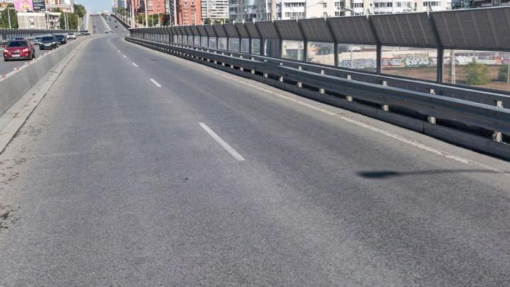 Специальные экраны защитят челябинцев от шума дорог на гостевом маршруте