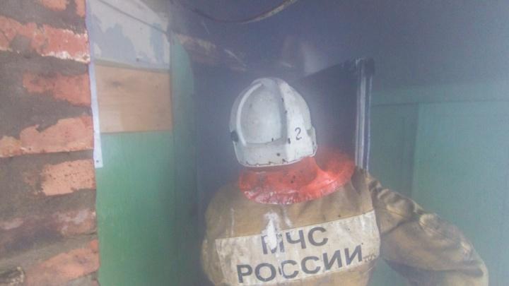 Жительница Самары погибла при пожаре в квартире на Заводском шоссе