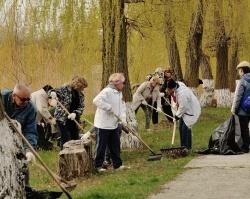 Донские атомщики приняли участие в субботнике