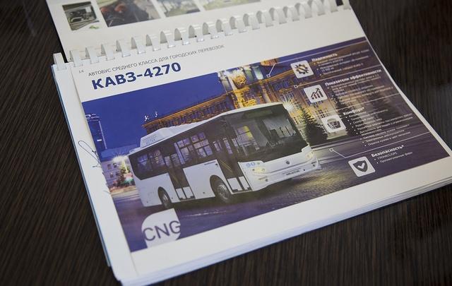 Во втором полугодии по челябинским улицам начнут ездить новые автобусы