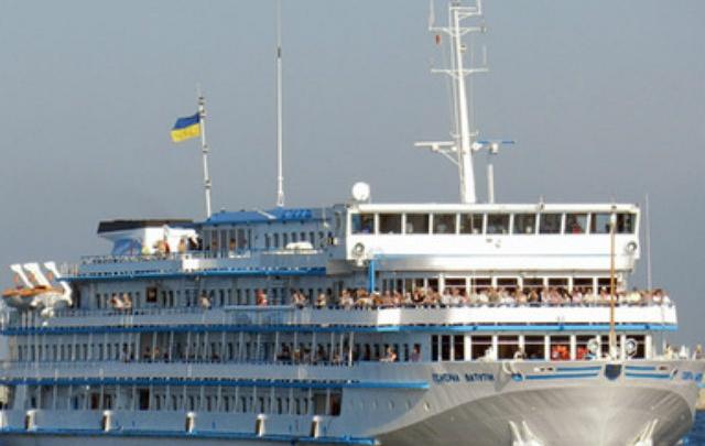 Порт Ростова не примет лайнер «Генерал Ватутин»