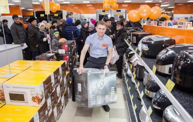 В Архангельске откроется самый большой гипермаркет DNS на Северо-Западе