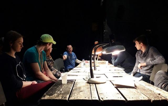 В Ростовском молодежном театре ставят «Плутни Скапена»