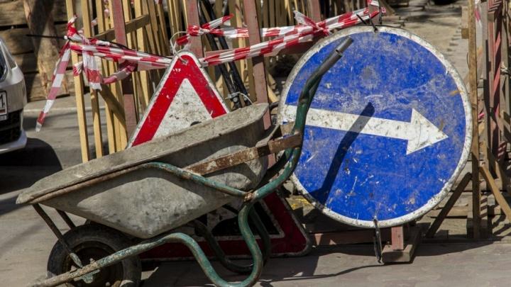 На дороги в Ростовской агломерации в следующем году выделят 1,6 млрд рублей